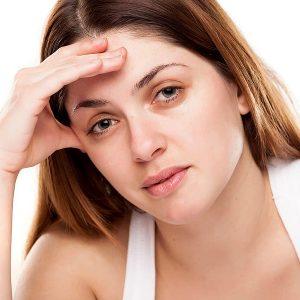 Behandeling vale vermoeide huid